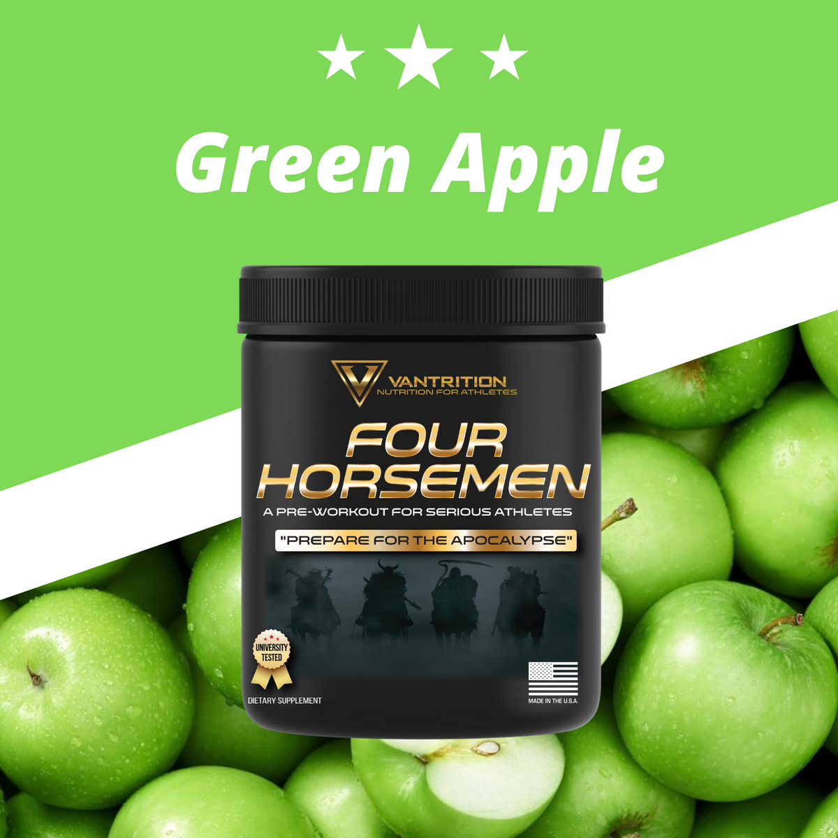 Four Horsemen (Moderate Stim)