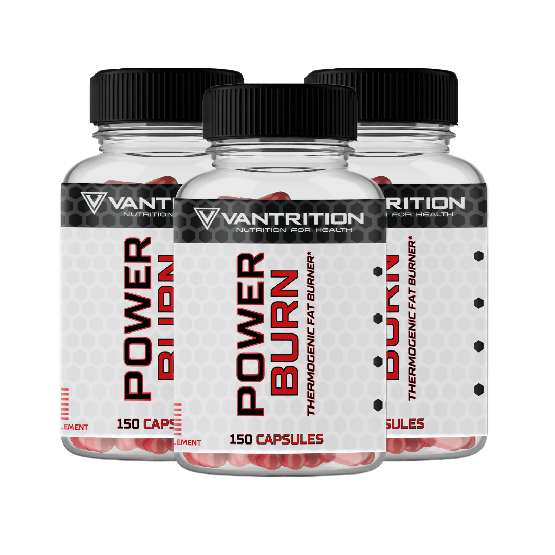 Power Burn - Thermogenic Fat Burner