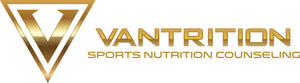 Vantrition Nutrition Counseling for serious athletes who want to preform at the best