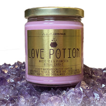 LOVE POTION Jar Candle