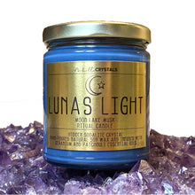 LUNAS LIGHT Jar Candle
