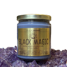 BLACK MAGIC Jar Candle