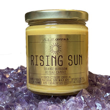 RISING SUN Jar Candle