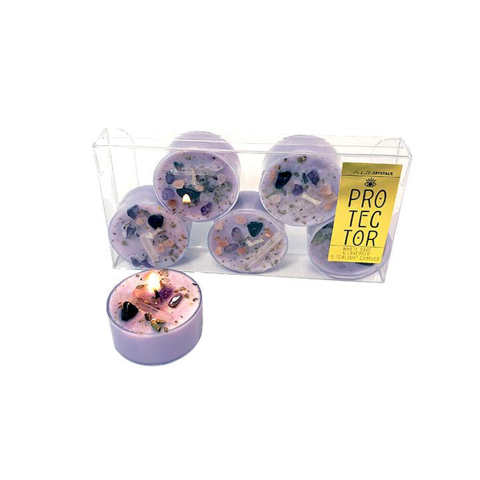 PROTECTOR Tealight Candle Set