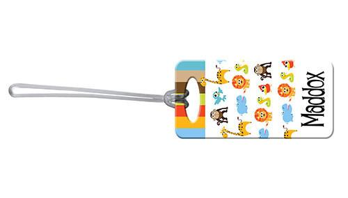 Animals Bag Tag