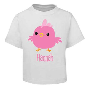 Pink Chicken Kids T-Shirt