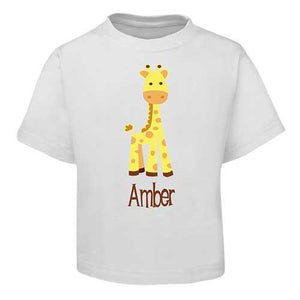 Giraffe Kids T-Shirt