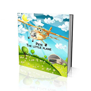 Soft Cover Story Book - The Little Plane