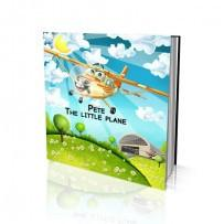 Hard Cover Story Book - The Little Plane