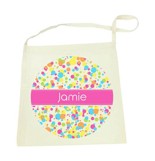 Library Bag - Bubbles