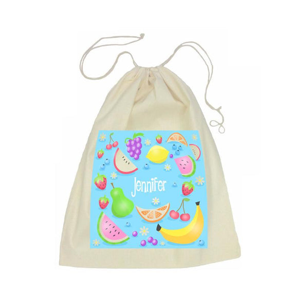Drawstring Bag - Fruit