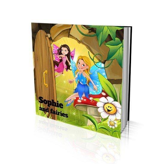 The Fairies Large Soft Cover Story Book