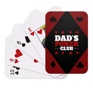 Poker Club Playing Cards