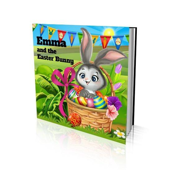 Easter Bunny Large Soft Cover Story Book