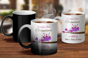 World's Best Grandma Magic Mug