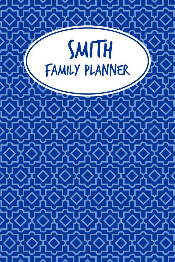 Moroccan Family Planner