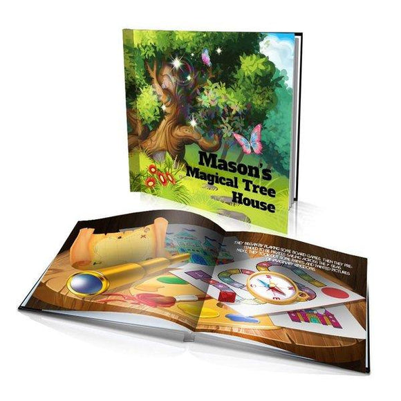 Magical Tree House Large Hard Cover Story Book
