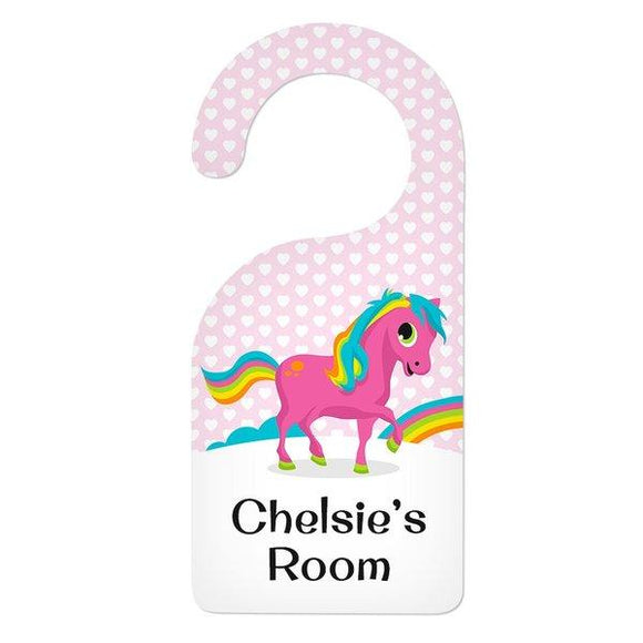 Pony Door Hanger