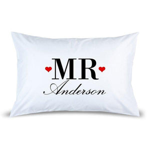 Mr Pillow Case