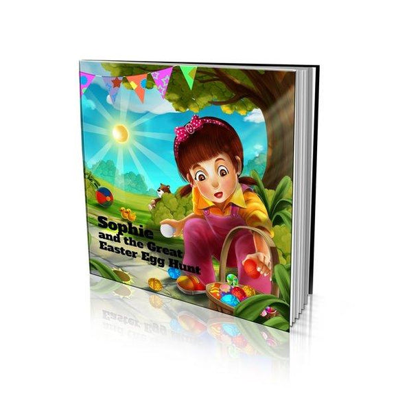 Soft Cover Story Book - The Great Easter Egg Hunt