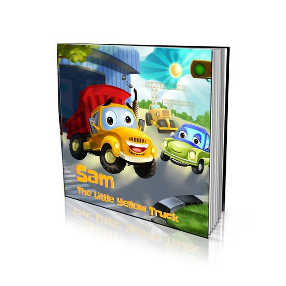 The Little Yellow Truck Soft Cover Story Book