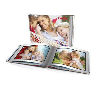 "12x16"" Hard Personalised Photo Book"