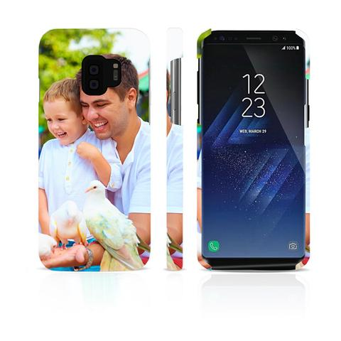 Samsung Galaxy S9+ - 3D Wrap Cover