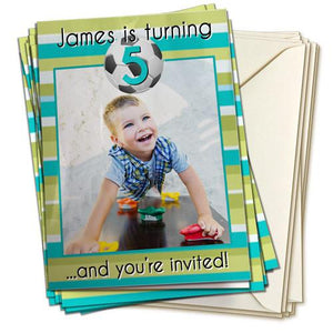 "6 x 4"" Double Sided Card (20 pack)"