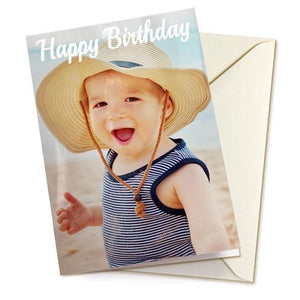 "6 x 4"" Single Sided Card (Single)"