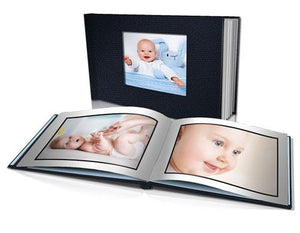 "8 x 11"" Classic Hard Cover Photo Book - Premium Cover"