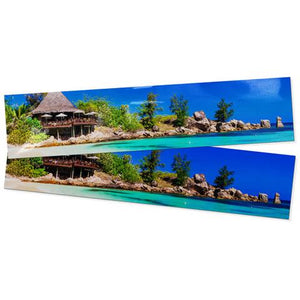 "8x36"" Digital Panoramic Photo Print"