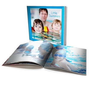 "8x8"" Personalised Soft Cover Photo Book (60 pages)"