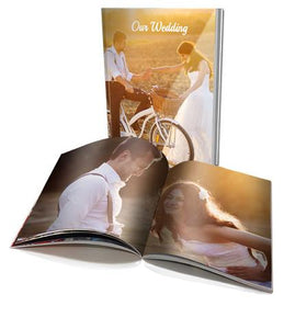 A4 Personalised Soft Cover Photo Book (20 pages)