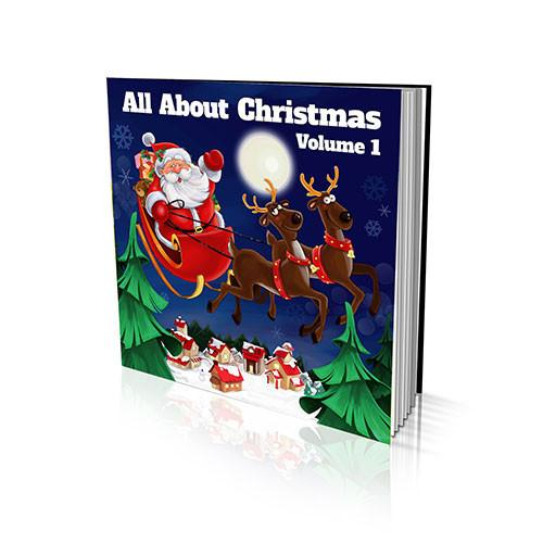 All About Christmas Volume I Soft Cover Story Book