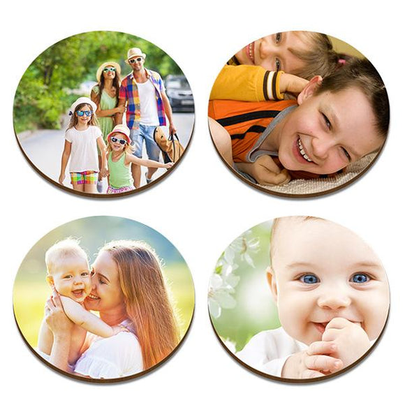 Round Coaster (set of 4)