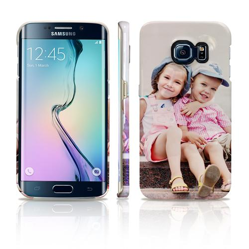 Samsung Galaxy S6 Edge - 3D Wrap Cover