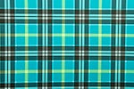 Arm/Leg Pocket for Dexcom/Omnipod/Insulin Pump/Smartphone w/optional window-Turqouise Plaid