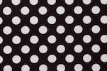 Load image into Gallery viewer, Arm, Leg Skins for Dexcom, Omnipod, Insulin Pump Site-Black w/ White Polka Dots