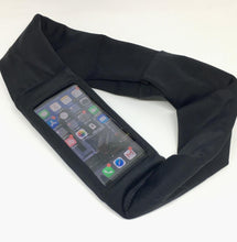 Load image into Gallery viewer, Smartphone Band, Dexcom Band, Insulin Pump Band, Tallygear Tummietote-2 Band w/ Smartphone Window-White