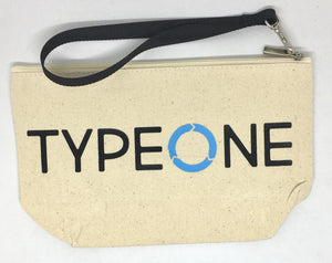 Diabetes Supply Bag, Case, Pack, Pouch, Makeup bag, Tote, TypeOne
