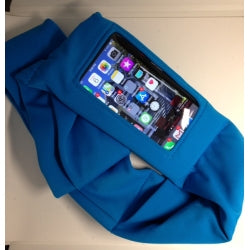 Insulin Pump Band, Dexcom Band, Smartphone Band, Tallygear Tummietote-2 Band w/ Smartphone window
