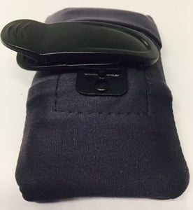 Dexcom G6 Neoprene Case, Pack, Pouch with Belt Clip