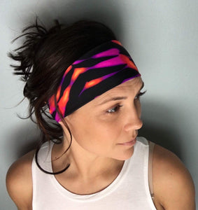 Yoga, Running, Stretch Headbands