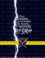 THE STORM PANEL - PERPETUAL PREORDER