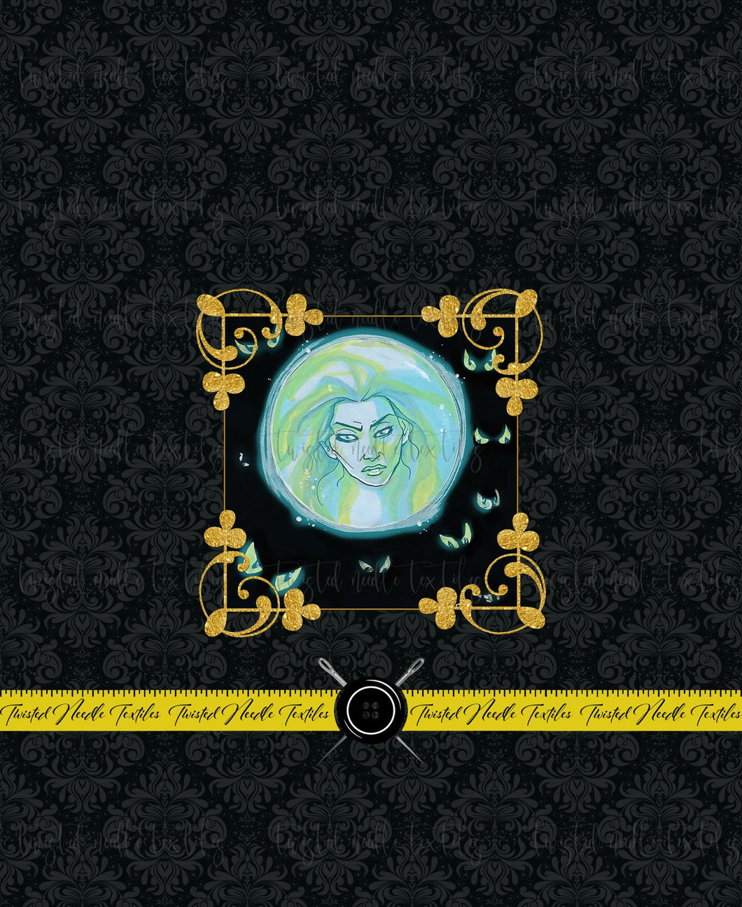 HAUNTED MANSION MADAME LEOTA PANEL - TNT CUSTOM PRINTING PREORDER