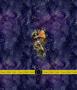 FAERIES FLYING FAERIE PANEL - TNT CUSTOM PRINTING PREORDER