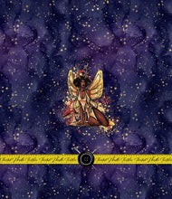 FAERIES GOLDEN FAERIE PANEL - TNT CUSTOM PRINTING