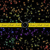 PRIDE STARS ON BLACK - PERPETUAL PREORDER