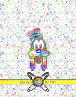 BEST PALS GOOFY ON WHITE PANEL - PERPETUAL PREORDER