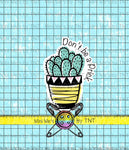RETRO RAD LOVE DON'T BE A PRICK PANEL - PERPETUAL PREORDER